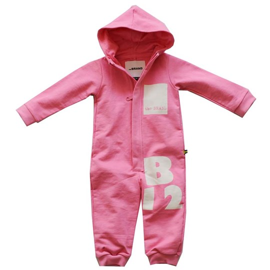 The BRAND Baby Jogger Pink Pink