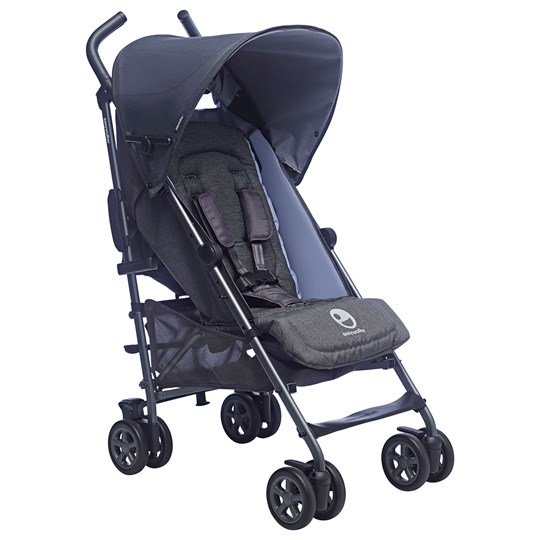 EasyWalker Buggy Berlin Breakfast Grey Black