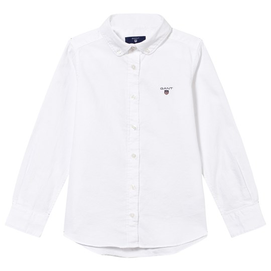 GANT Oxford Shirt White White