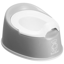Babybjörn Smart Potty White/Grey Grå/Vit