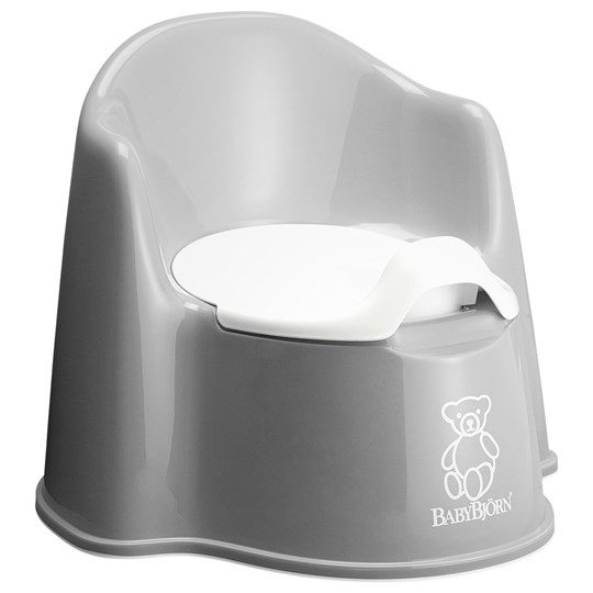 Babybjörn Potty Chair Grey Grå/