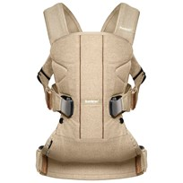Babybjörn Baby Carrier One Birchwood Beige Björkbeige