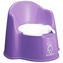 Babybjörn Potty Chair Purple Purple