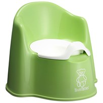 Babybjörn Potty Chair Green Grønn
