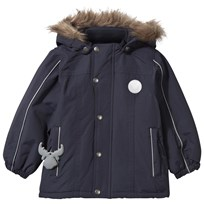Wheat Jacket Valde Navy Sininen