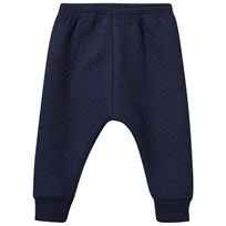 Livly Quilted Pants Navy Blue Navy Blue