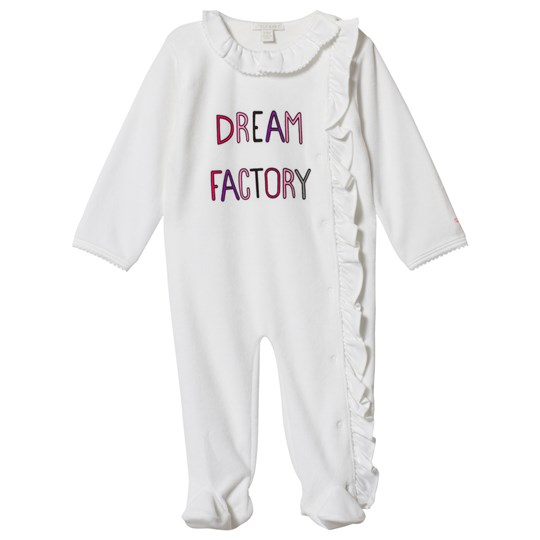 Livly Dream Factory Footed Baby Body White white (dream factory)