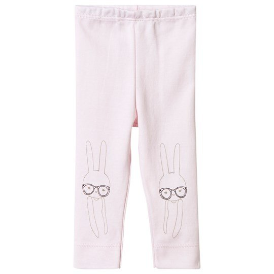 Livly Bunny Leggings Baby Pink Baby Pink