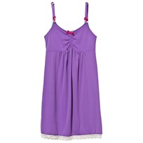 You! Lingerie Plum Velvet Chemise Purple Purple