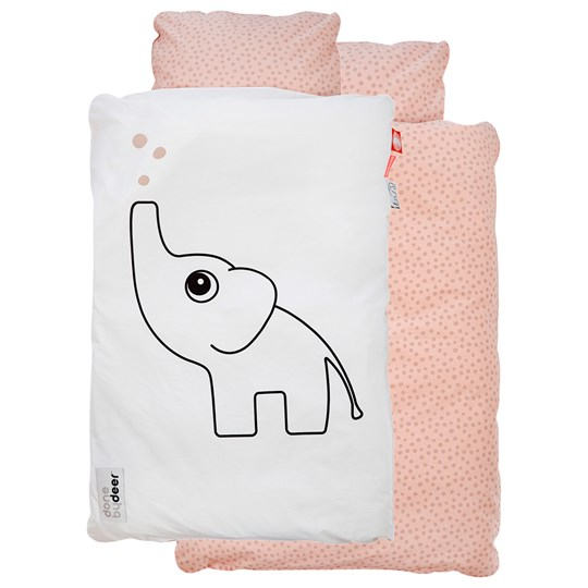 Done by Deer Elphee Baby Bedlinen Powder – Sweden Powder