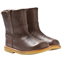 Bisgaard TEX Boots Wool Zip Brown 302 Brown