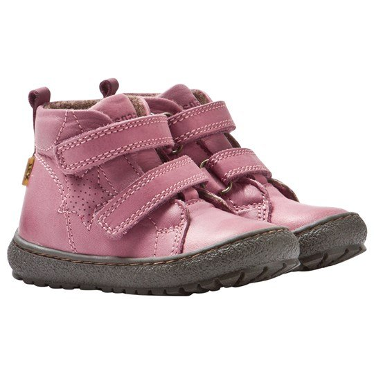 Bisgaard TEX Boot Wool Rose Toddler 700 Rose