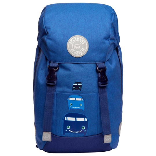 Beckmann Brumle Backpack 12 l Blue Blue