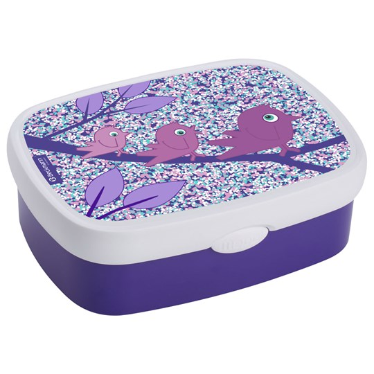 Beckmann Lerke Lunchbox Purple Lilla