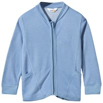Joha Arctic Zone Cardigan Solid Blå Arctic Zone Solid Blue