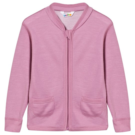 Joha Arctic Zone Cardigan Solid Pink Arctic Zone Solid Pink