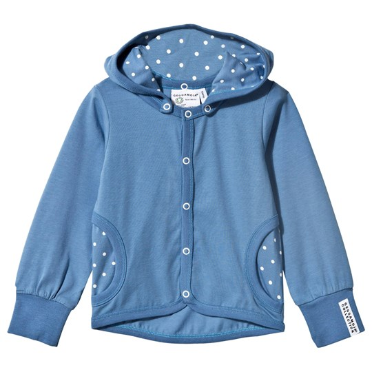 Geggamoja Jacket Blue Dot Sand