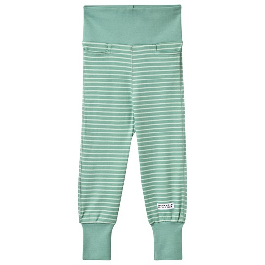Geggamoja Baby Pants Dust Green/Mint Grøn