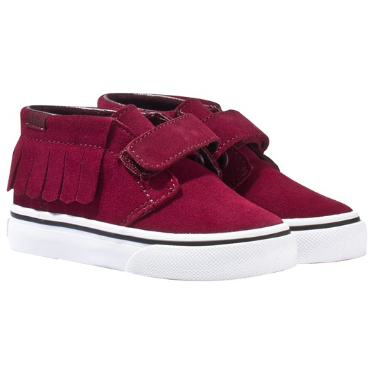 Vans Chukka V Moc (Suede) port royale (Suede) port royale