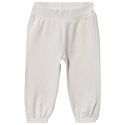 United Colors of Benetton Trackbottoms With Teddybum Detail White