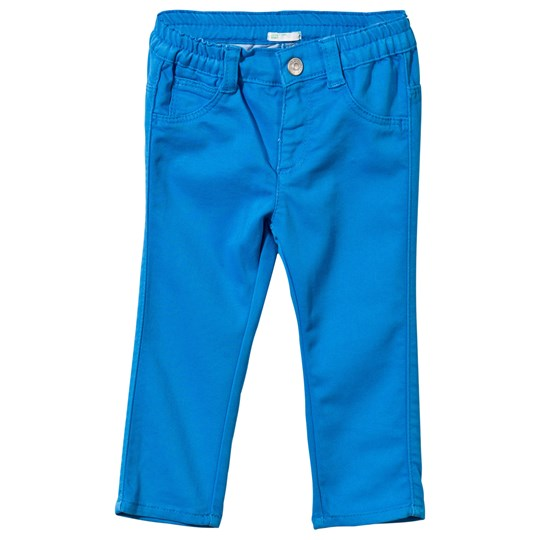 United Colors of Benetton Turquoise Jeggings Blue Blue