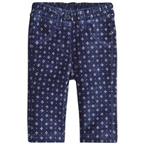 United Colors of Benetton Corduroy Pants Navy Navy