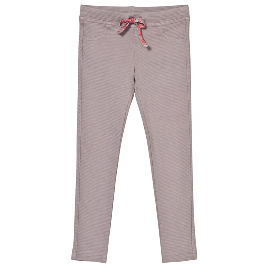 United Colors of Benetton Jersey Pants Grey Black