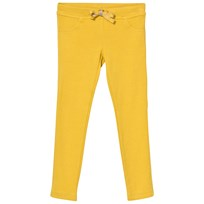 United Colors of Benetton Ribbed Leggings Gula Yellow