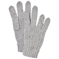 United Colors of Benetton Gloves Grey Sort