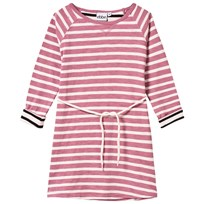 eBBe Kids Alina Dress Dusty Pink /Offwhite Stripe Dusty pink /offwhite stripe
