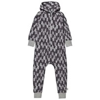 eBBe Kids Zorn Feather Sweat One-Piece Feathers allover