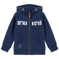eBBe Kids Zero Hoodie Vinter Marinblå Winter navy