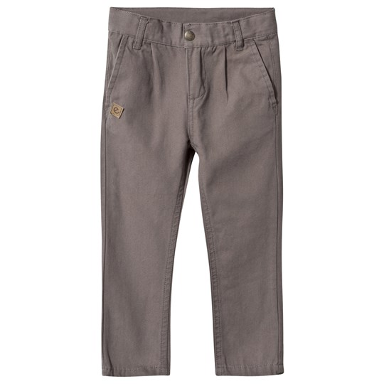 ebbe Kids Jeff Chinos Autumn Grå Autumn grey