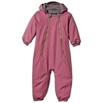 eBBe Kids Obie Winter Baby Coverall Heather Lilac Heather lilac
