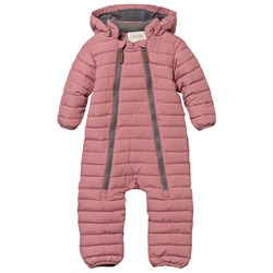 ebbe Kids Oregon Quilted Baby Snowsuit Dusty Pink