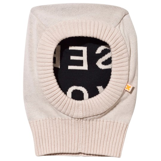 Tinycottons See You Knit Balaclava Beige/Black beige/black