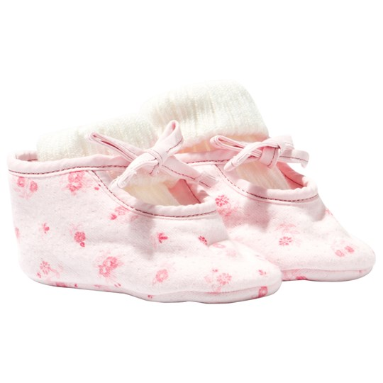 Carrément Beau Baby Bootie Pink Pale Pink  Pale