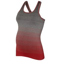 Mamalicious Training Maternity Tank Top Multi Grey/Red Multi Grey/Red
