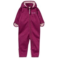 Didriksons Jiele Baby Coverall Lilac Lilac