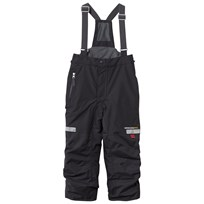 Didriksons Amitola Kids Pants Coal Black Coal Black