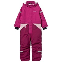 Didriksons Tjarve Kid's Coverall Lilac Lilac