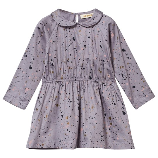 Soft Gallery Harper Dress Lavender, AOP Splashy Lavender Lavender, AOP Splashy Lavender
