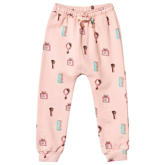 Soft Gallery Meo Sweat Pants Rose Cloud Rose Cloud, AOP Beauty