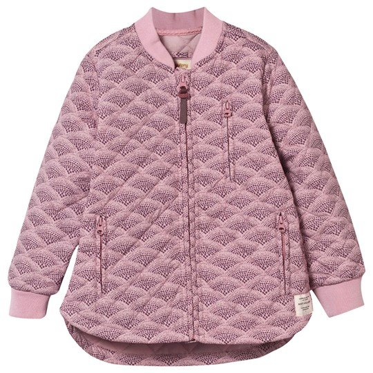 Soft Gallery Michell Thermo Jacket Rose Wave Rose, AOP Rose wave