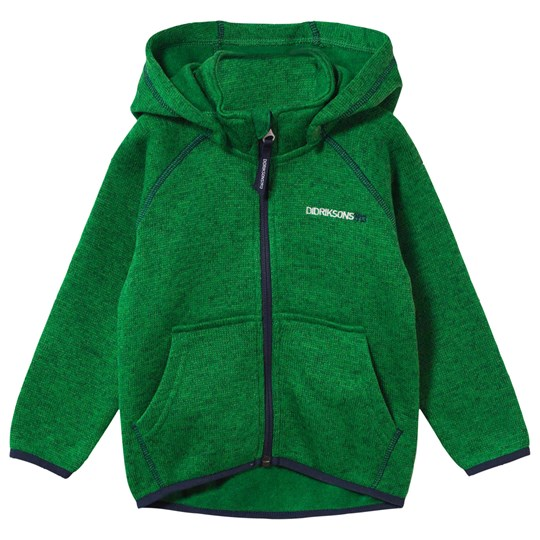 Didriksons Etna Kid's Jacket Jello Green Jello gree