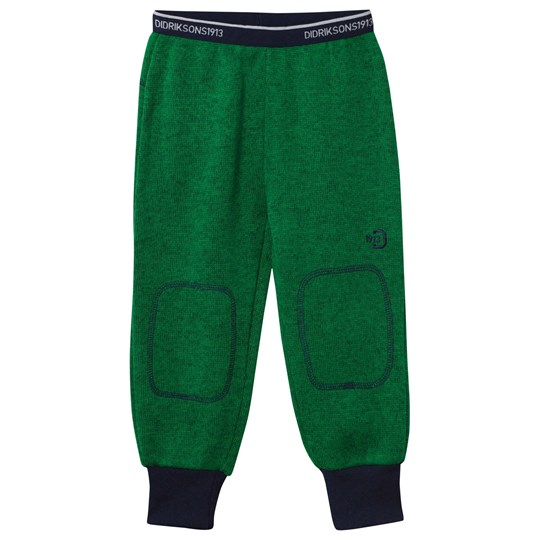 Didriksons Etna Kid's Pants Jello Green Jello gree