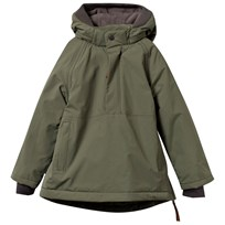 Mini A Ture Wen K Jacket Deep green Deep Green
