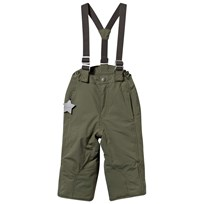 Mini A Ture Witte K Snow Pants Deep green Deep Green