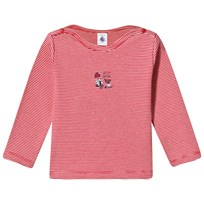Petit Bateau Long Sleeve Tee Froufrou Coquille froufrou/coquille
