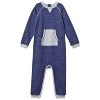 Mini A Ture Joseph B Onesie Blå Wing Teal Blue Wing Teal